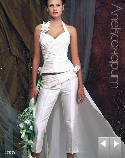 Свадебное платье «Розочка» - фото и